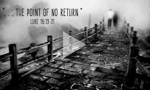 87 The Point of No Return
